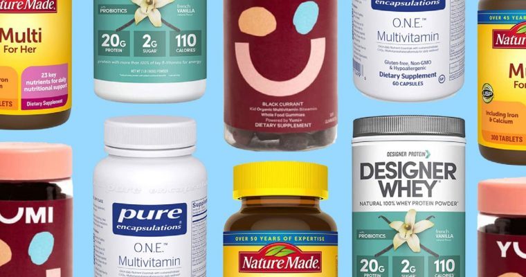 How to choose the personalized vitamin?